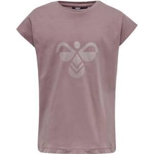 Bilde av Hml Diez t-shirt twilight mauve