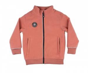 Bilde av GK Timotei teknisk fleece jakke teracotta