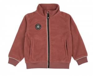 Bilde av GK Timotei vindtett fleece jakke støvrosa