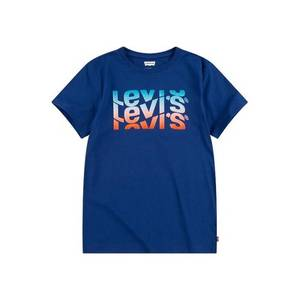 Bilde av Levi`s t-shirt graphic 3 estate blue